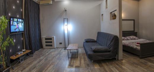 Лофт квартира в центре Киева для посуточной аренды