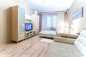 Аренда посуточно квартиры в центре Киева