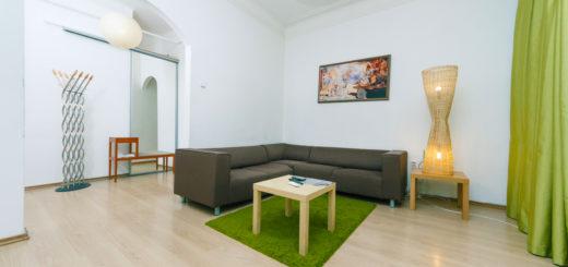 Трехкомнатная квартира в центре Киева посуточно
