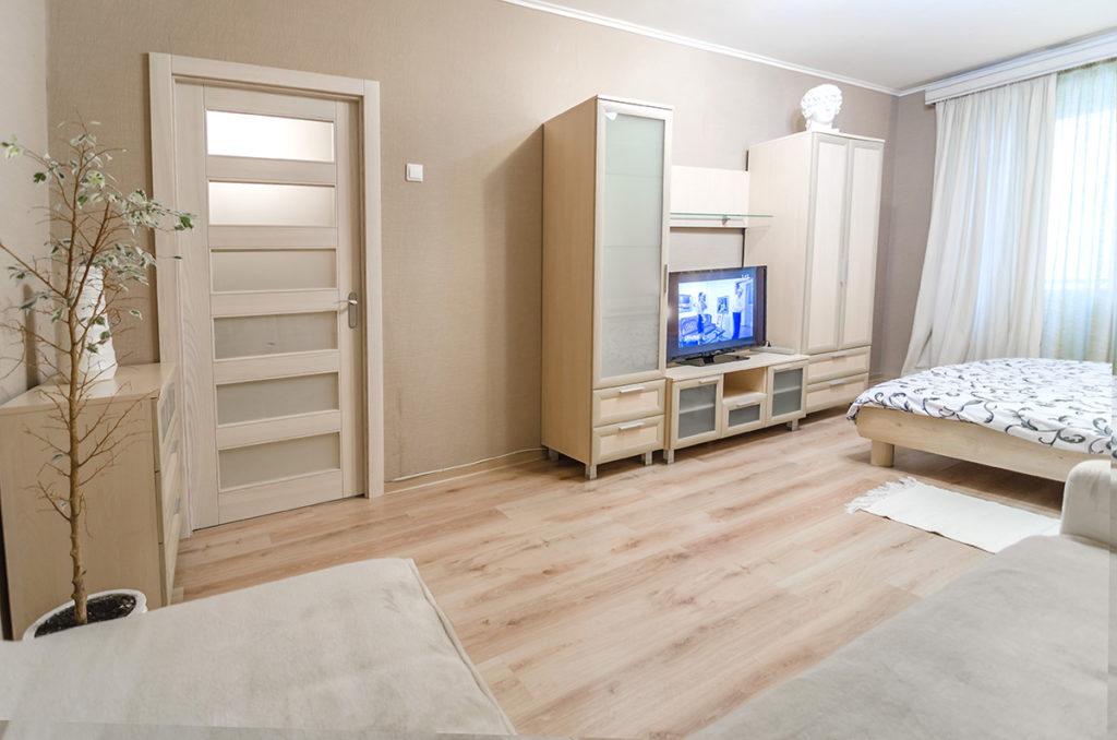 Комната в скандинавском стиле.
