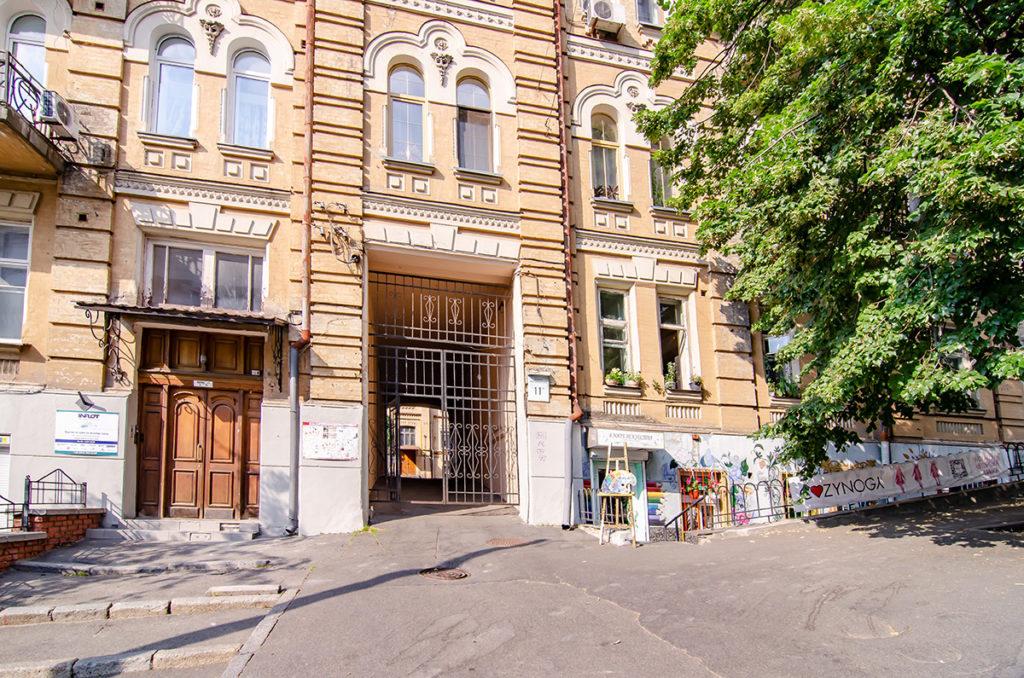 Квартира возле Крещатика посуточно