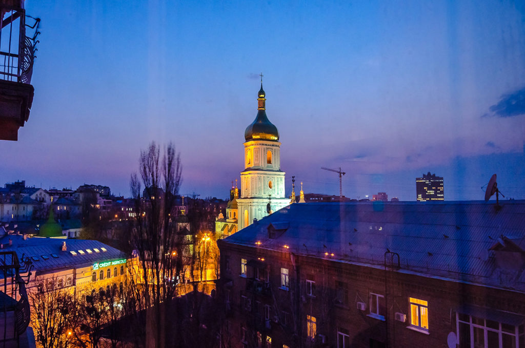 Майдан Независимости, посуточно квартира