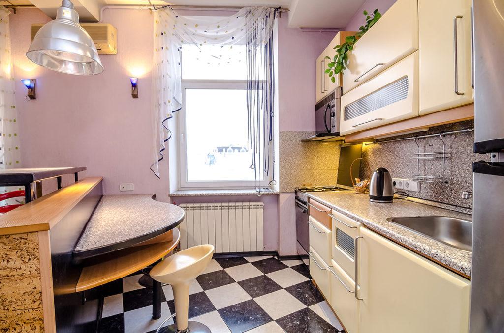 Посуточная аренда квартиры на Майдане в Киеве