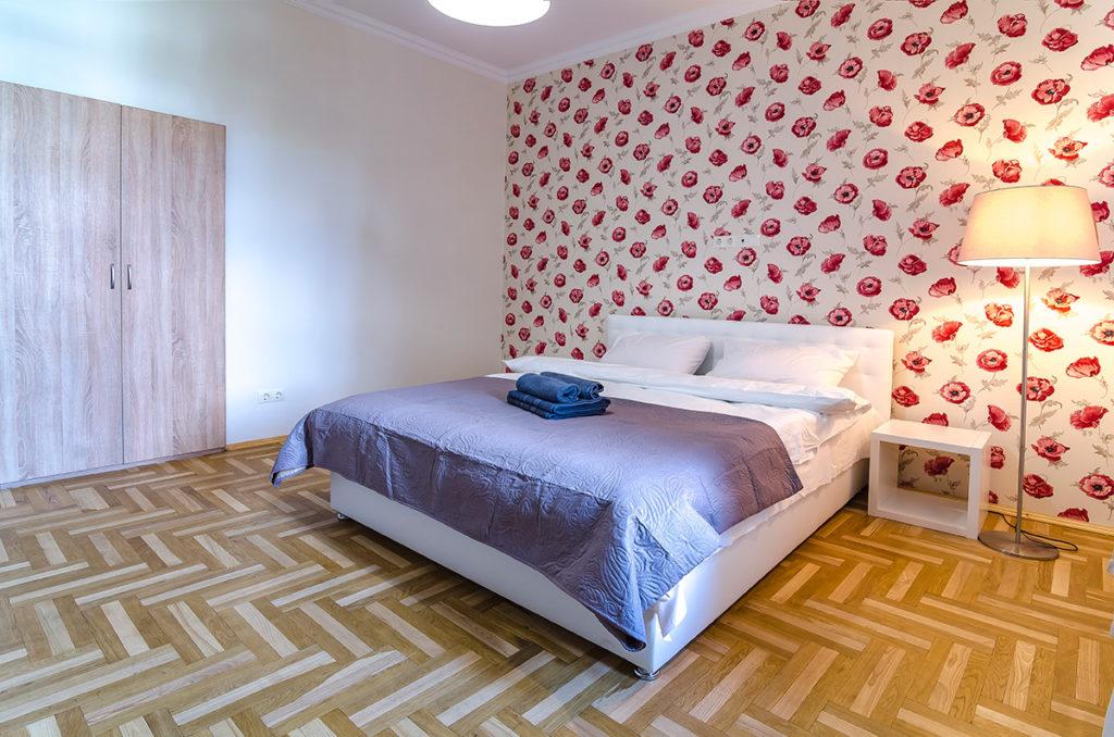 Двухкомнатная квартира в Киеве посуточно