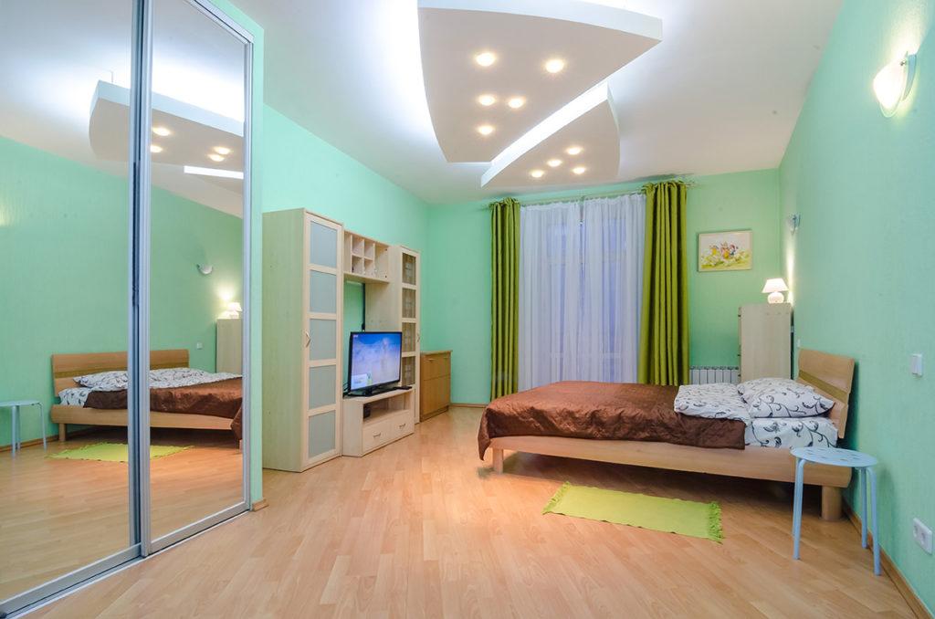 Двухкомнатная квартира на Майдане посуточно