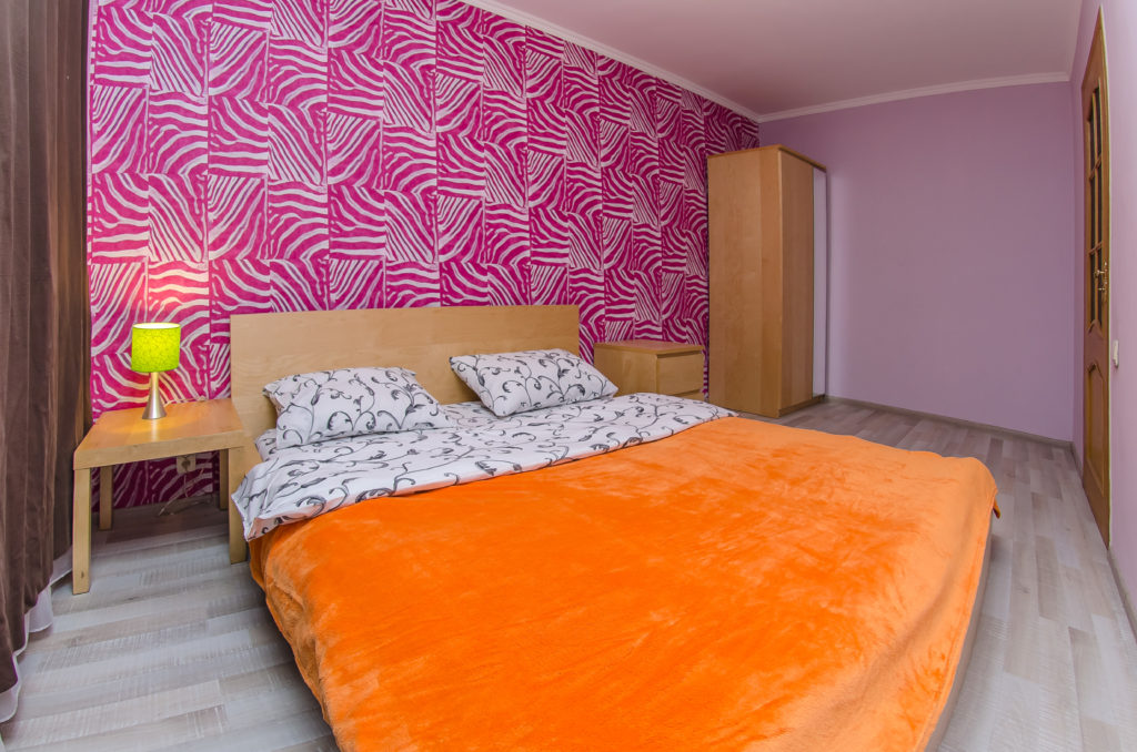 Спальня в 2-ком квартире на Печерске