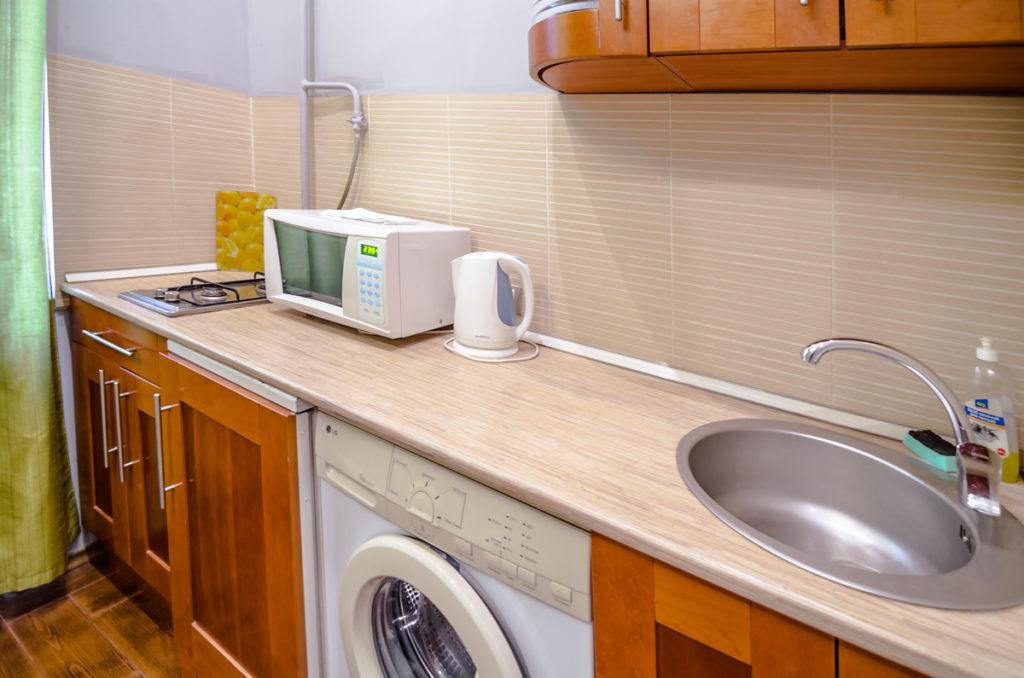 Квартира с джакузи ванной в Киеве