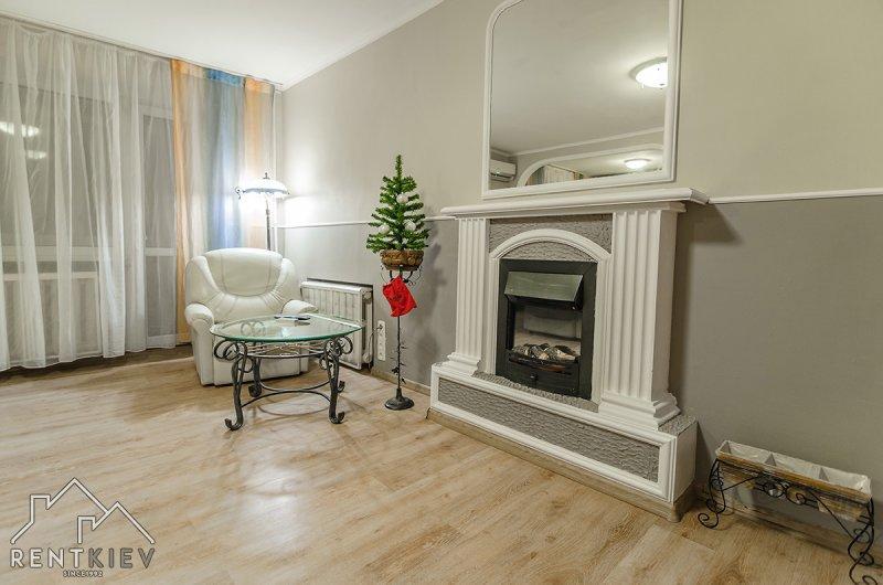 Посуточная аренда трехкомнатной квартиры в Киеве